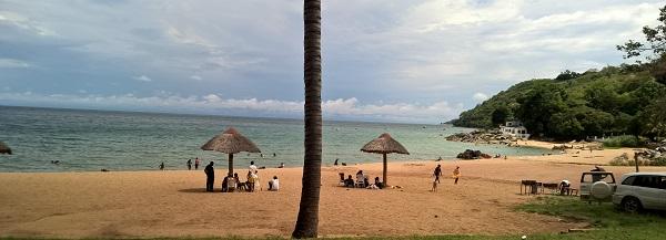 Nkhata Bay am Malawi-See